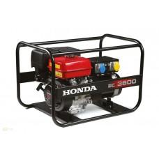 Бензиновый генератор Honda EC 3600 K1 GV