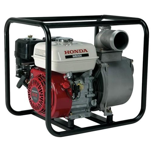 Мотопомпа Honda WB30XT3 D RX - купить в SADOVKA