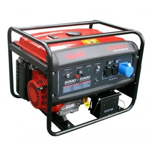 Генератор бензиновый AL-KO 6500 D-C - купить в SADOVKA