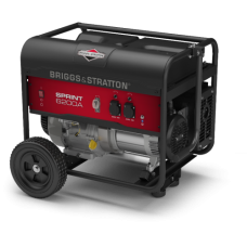 Бензиновый генератор Briggs&Stratton Sprint 6200A (030673)