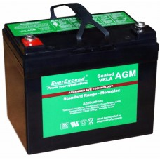 Аккумулятор для ИБП EverExceed AGM 12V 37Ah (ST-1235)