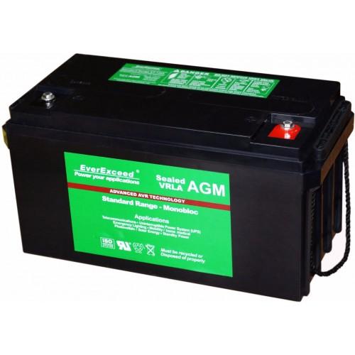 Аккумулятор для ИБП EverExceed AGM 12V 72Ah ST-1265 (ST-1265) - купить в SADOVKA
