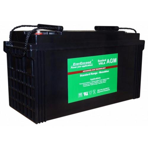 Аккумулятор для ИБП EverExceed AGM 12V 152Ah ST-12135 (ST-12135) - купить в SADOVKA