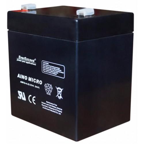 Аккумуляторная батарея EverExceed AM 12-4.5 - купить в SADOVKA