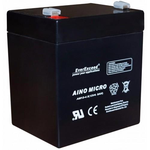 Аккумуляторная батарея EverExceed AM 12-5 - купить в SADOVKA