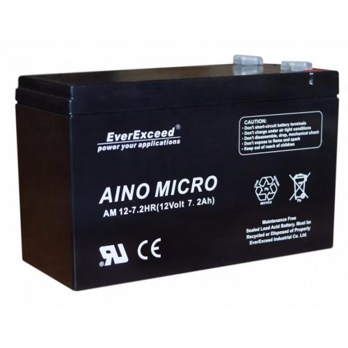 Аккумуляторная батарея EverExceed AM 12-7.2hr - купить в SADOVKA