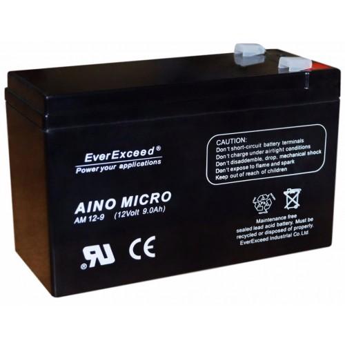 Аккумуляторная батарея EverExceed AM 12-9 - купить в SADOVKA