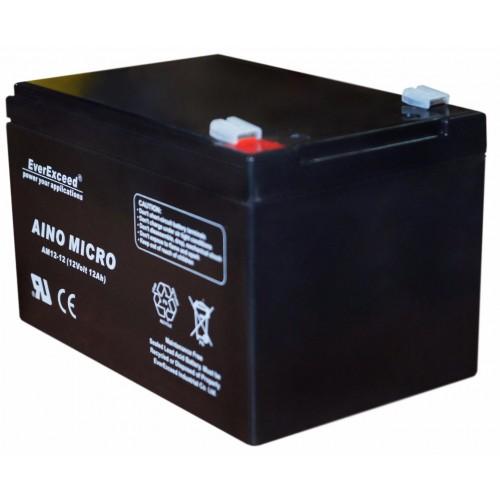 Аккумуляторная батарея EverExceed AM 12-12 - купить в SADOVKA