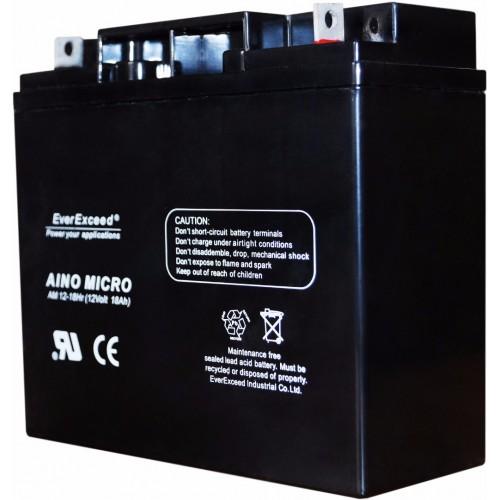 Аккумуляторная батарея EverExceed AM 12-18hr - купить в SADOVKA