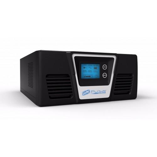 Инвертор-преобразователь напряжения Pulsar RX 600W - 12V - (25A) - купить в SADOVKA