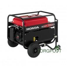 Генератор бензиновый Honda ECMT7000K1 GVW