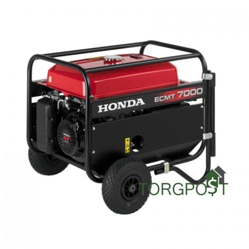 Бензиновый генератор Honda ECMT 7000 К1 GV - купить в SADOVKA