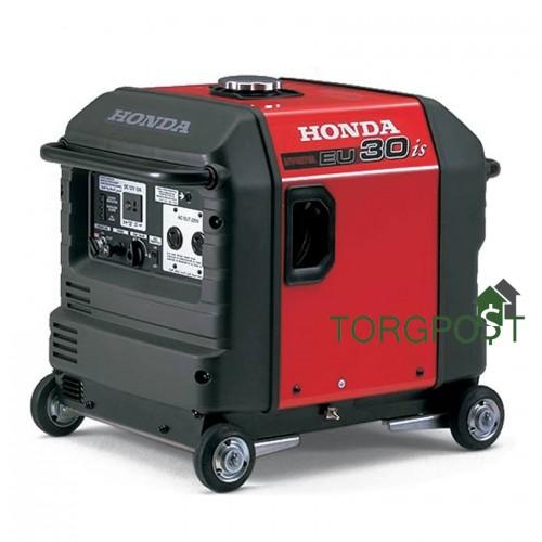 Инверторный бензиновый генератор Honda EU 30 iS1GA6 - купить в SADOVKA