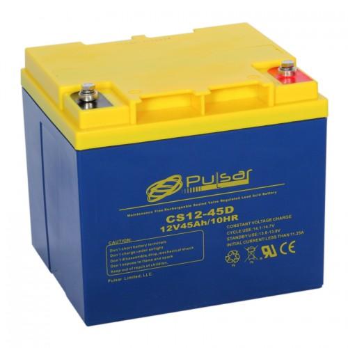 Аккумулятор Pulsar CS12-45D - купить в SADOVKA
