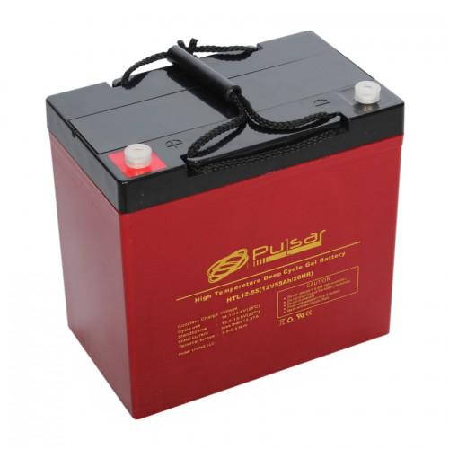 Аккумулятор Pulsar HTL12-55 - купить в SADOVKA