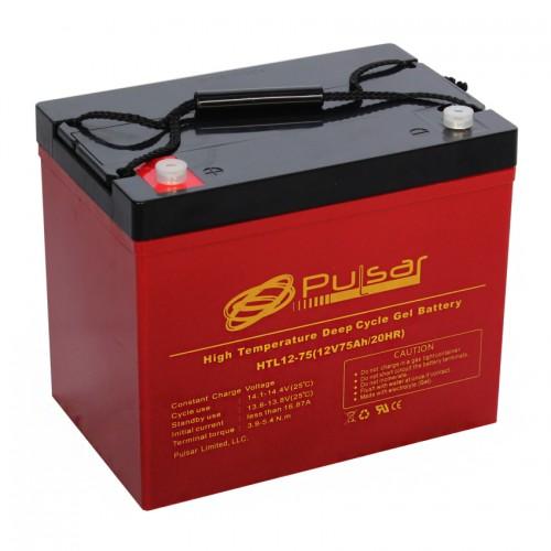 Аккумулятор Pulsar HTL12-75 - купить в SADOVKA