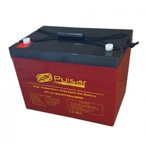 Аккумулятор Pulsar HTL12-100 - купить в SADOVKA