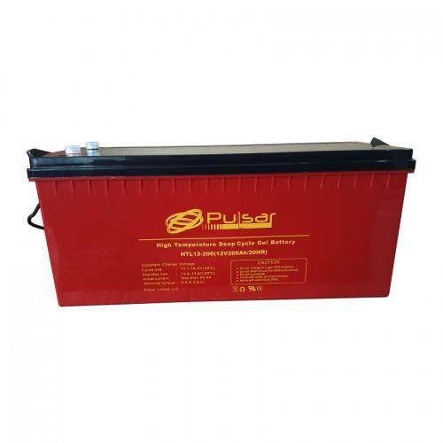 Аккумулятор Pulsar HTL12-200 - купить в SADOVKA