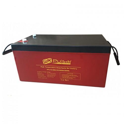 Аккумулятор Pulsar HTL12-300 - купить в SADOVKA