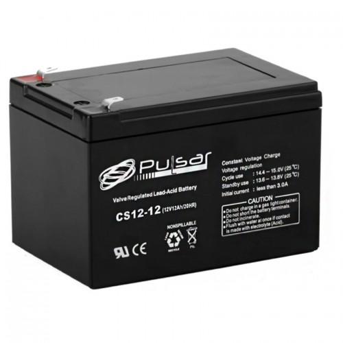 Аккумулятор Pulsar CS12-12 - купить в SADOVKA