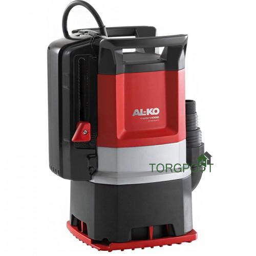 Погружной насос для грязной воды AL-KO Twin 14000 Premium - купить в SADOVKA