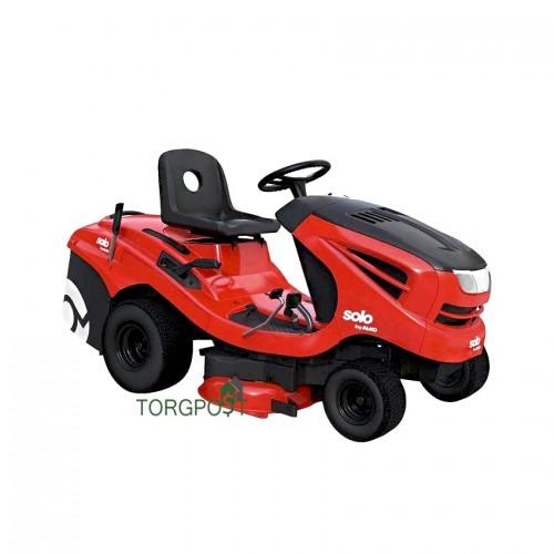 Трактор-газонокосилка Solo by AL-KO T 15-93.7 HD-A Comfort - купить в SADOVKA