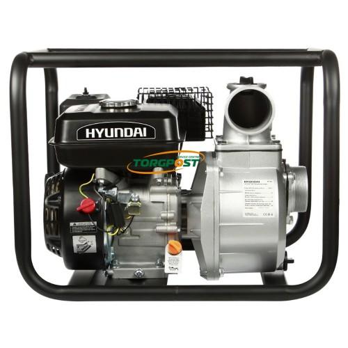Мотопомпа Hyundai HY 83 - купить в SADOVKA