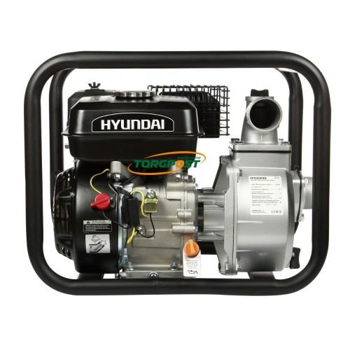 Мотопомпа Hyundai HY 53 - купить в SADOVKA