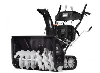 Ремонт и обслуживание снегоуборщика Хундай