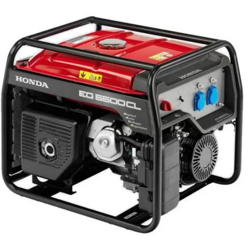 Генератор бензиновый Honda EG5500CL GW