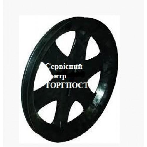 Шкив редуктора мотокультиватора SOLO 503, PUBERT PRIMO 55 HC2 (SL0341000007)