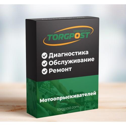 Ремонт мотоопрыскивателя Oleo-Mac