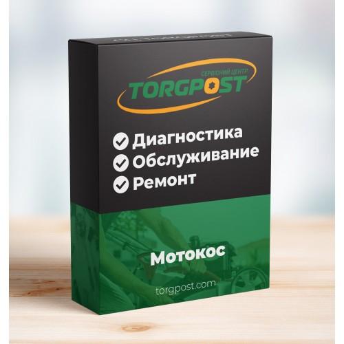 Ремонт мотокосы-бензокосы Oleo-Mac 741