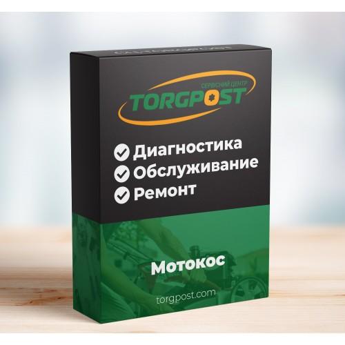 Ремонт мотокосы-бензокосы Oleo-Mac BC 550
