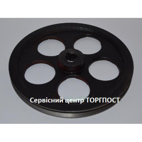 Шкив привода шнека снегоуборщика АЛКО 620Е - 412116