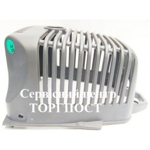 Защита глушителя мотокосы Олео Мак Спарта 25 - 61010005