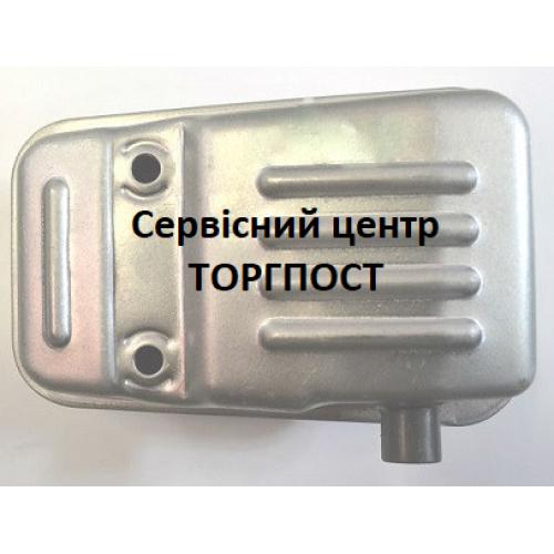 Глушитель мотокосы Олео Мак 746 - 61110012
