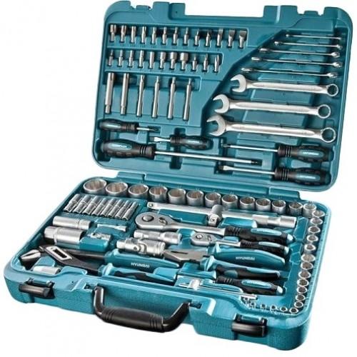Универсальный набор инструментов Hyundai K 98 - купить в SADOVKA